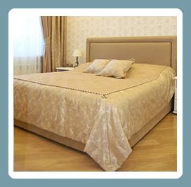 Химчистка покрывал и ковриков в Одинцово