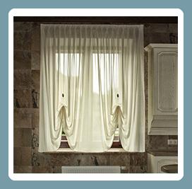 Химчистка штор тюль, вуаль в Одинцово