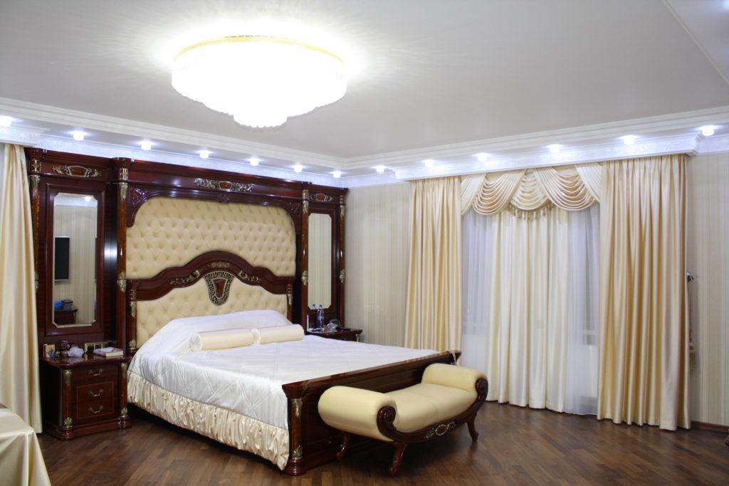 Химчистка портьер, тюля, покрывал и подушек в Москве и Одинцово.